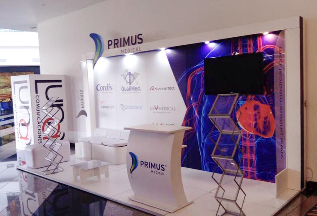 Cliente: Primus Medical